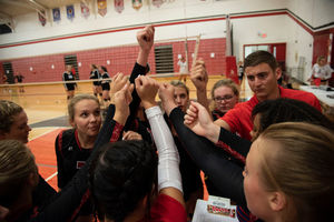 Varsity Volleyball M-Live Article