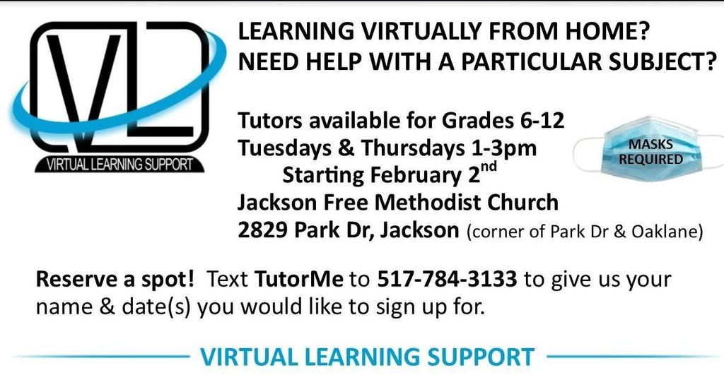 tutoring  is back!