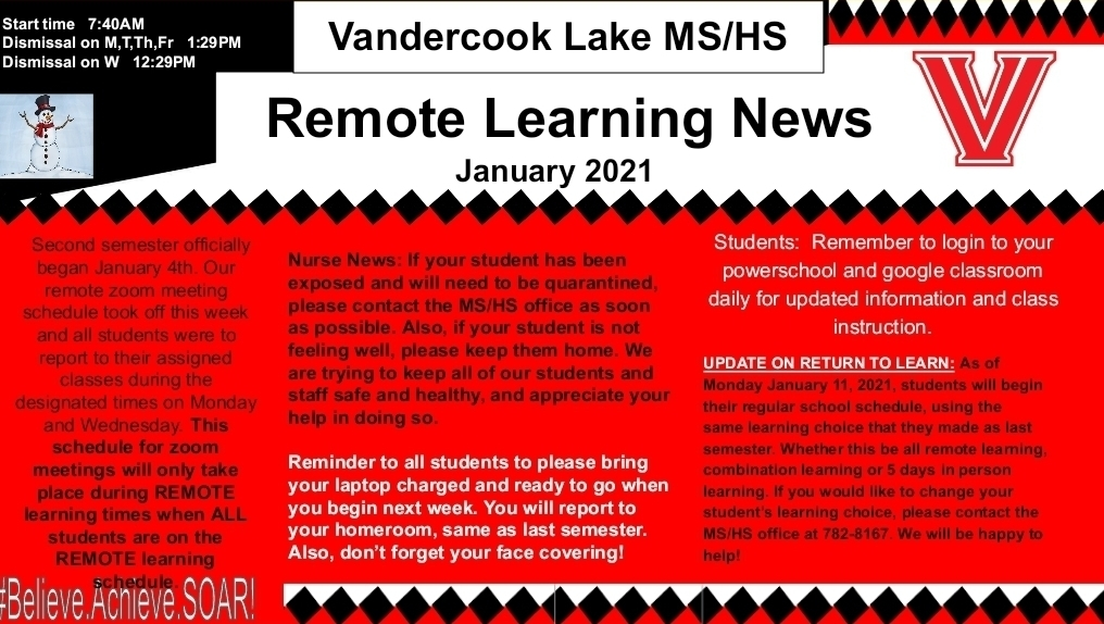remote learning news