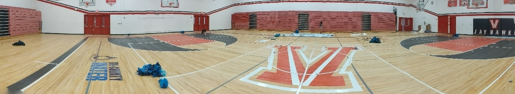 HS gym two