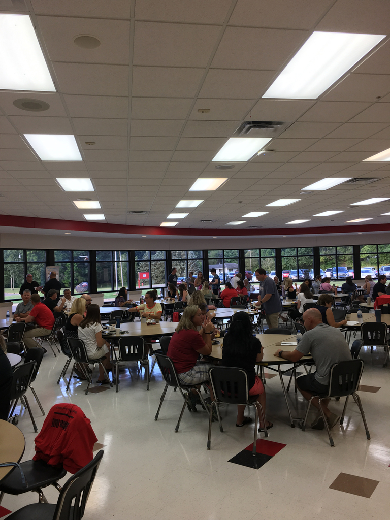 VCL district Welcome Back was this morning!