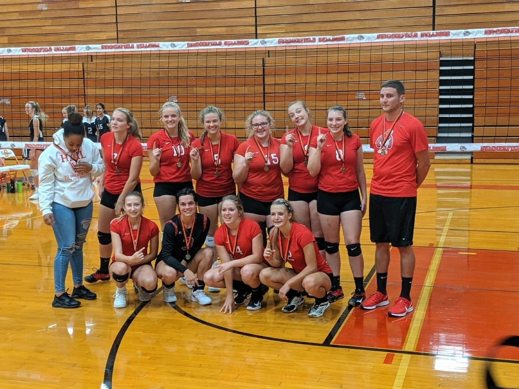 2019 Summerfield Invitational Champions 1