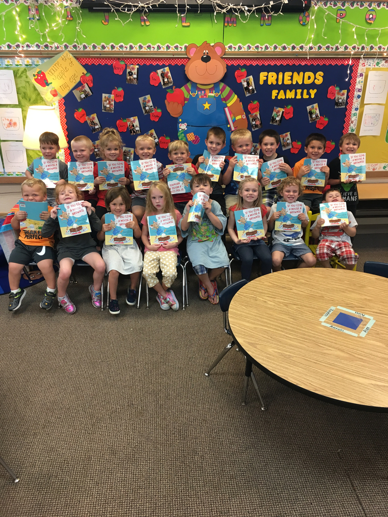 Thank you family and friends.... everyone received a book!!