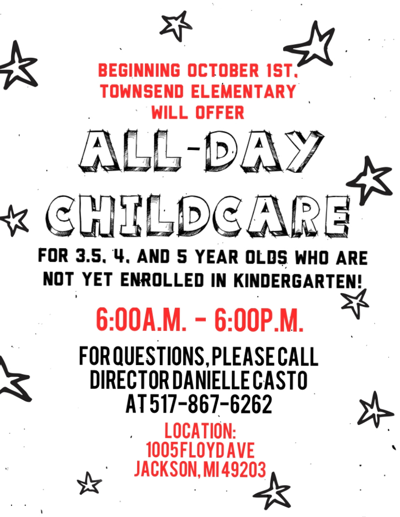 ALL-DAY CHILDCARE
