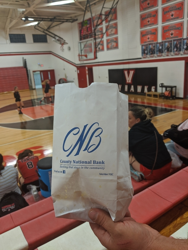 County Nation popcorn bags