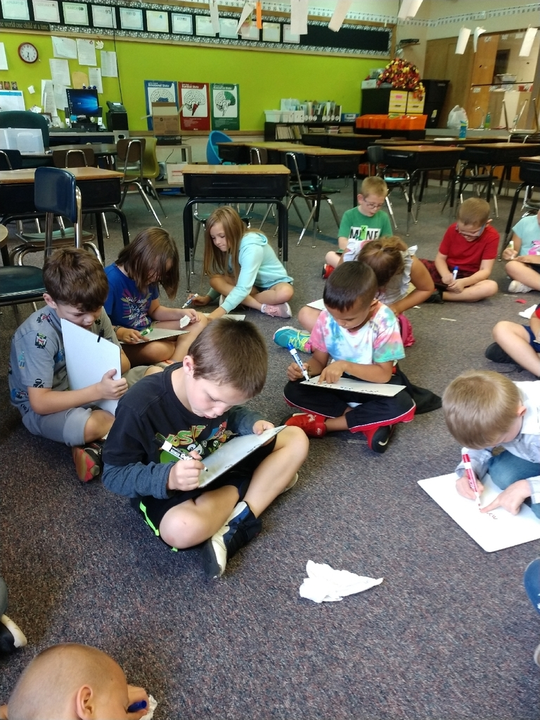 Working together to become better writers!