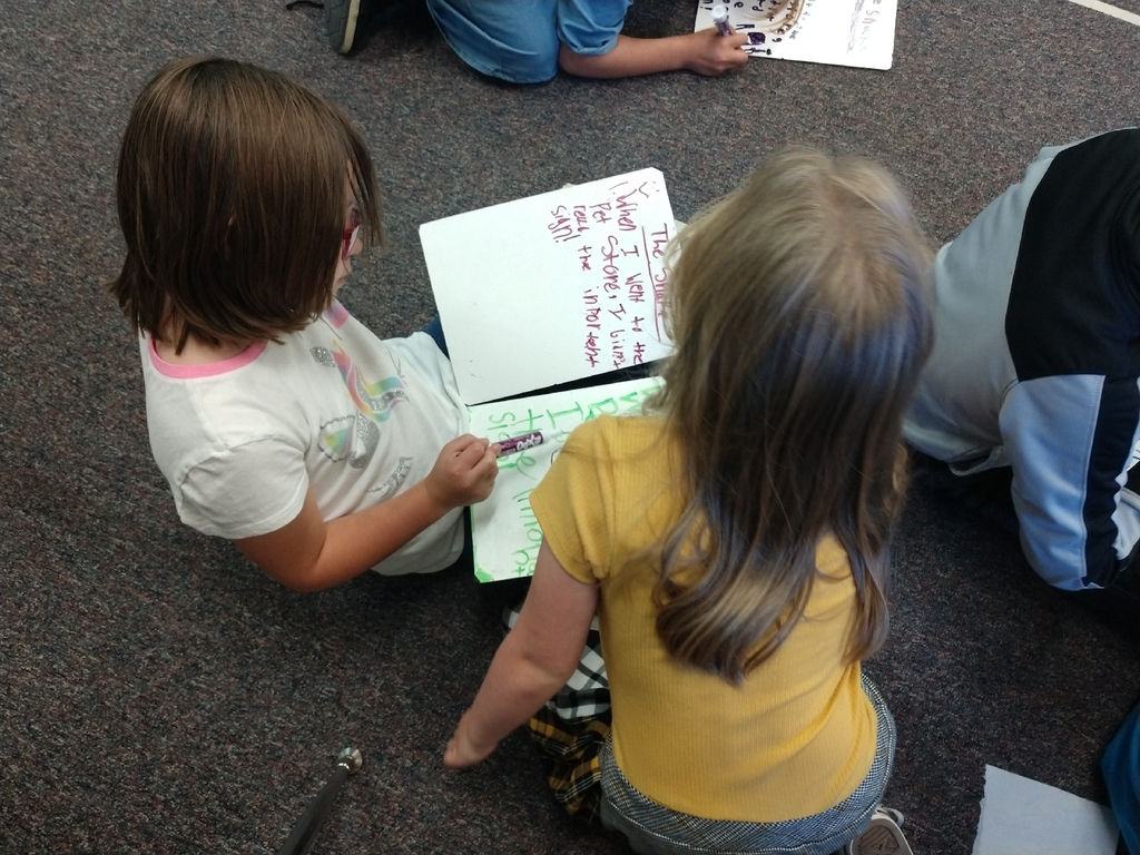 Working on spaces, capitalization, and punctuation!