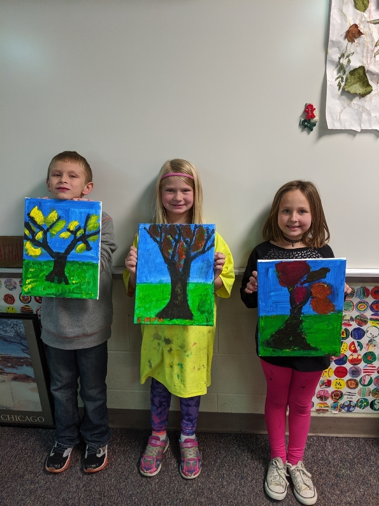 Fall Canvas painting artists.