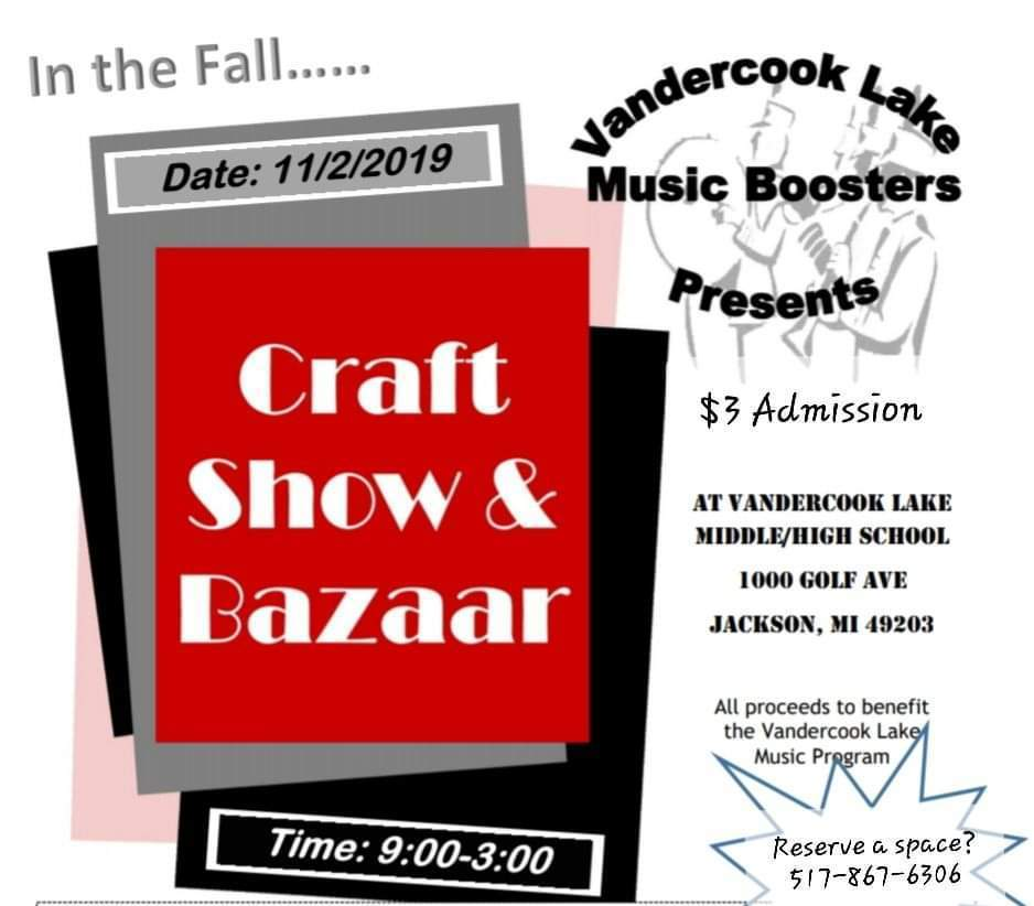 VCL Craft Show