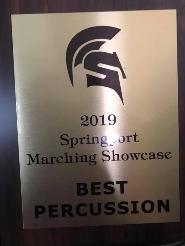Best Percussion Award
