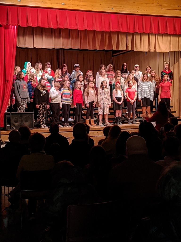7/8 grade Holiday Concert