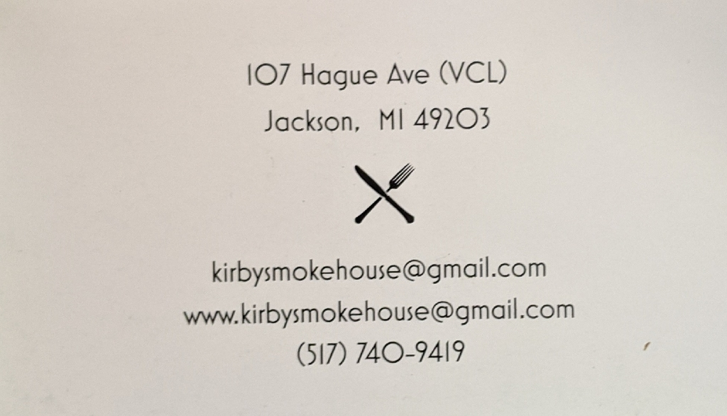 Kirby business card 2